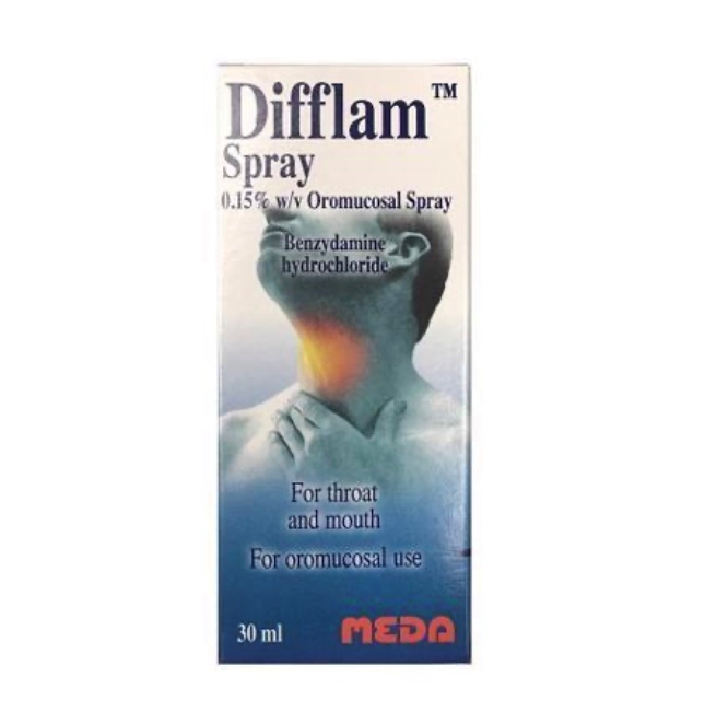 Difflam Oral Spray 30ml