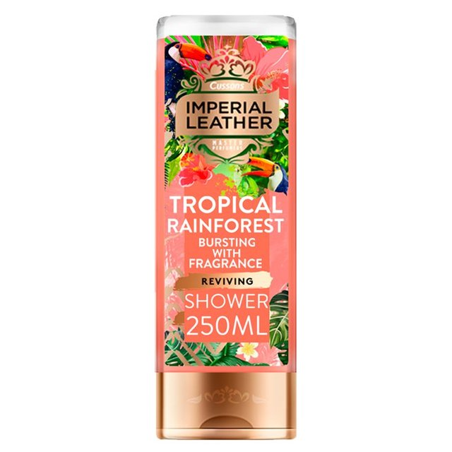 Imperial Leather Tropical Rainforest & Exotic Papaya - Reviving Shower Gel