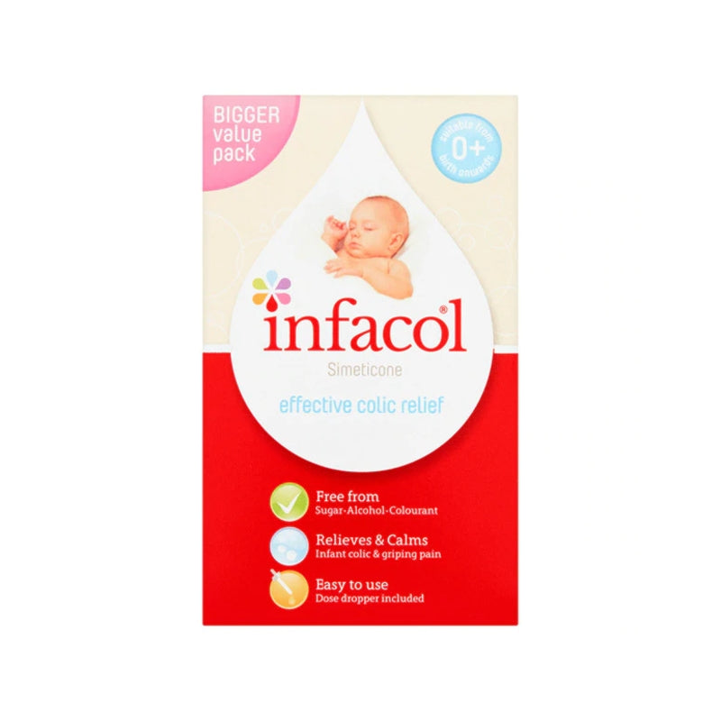 Infacol - Simeticone 40mg/ml - Effective Colic Relief