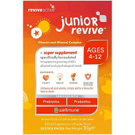Revive active junior revive vitamin and mineral complex