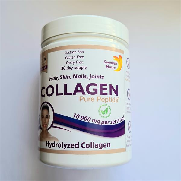 collagen pure peptide 10000mg powder