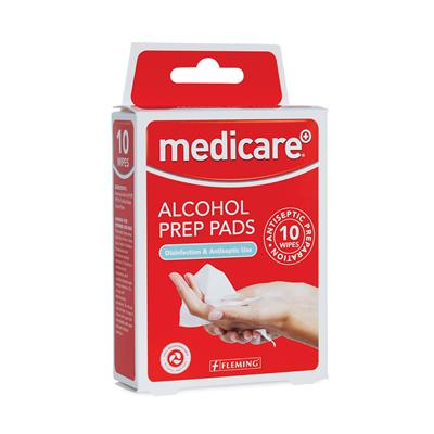 Medicare Alcohol Hand Wipes