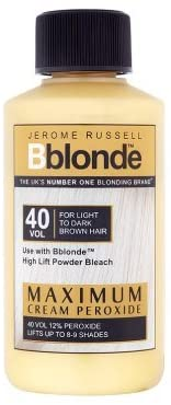 Jerome Russell Bblonde - Maximum Cream Peroxide