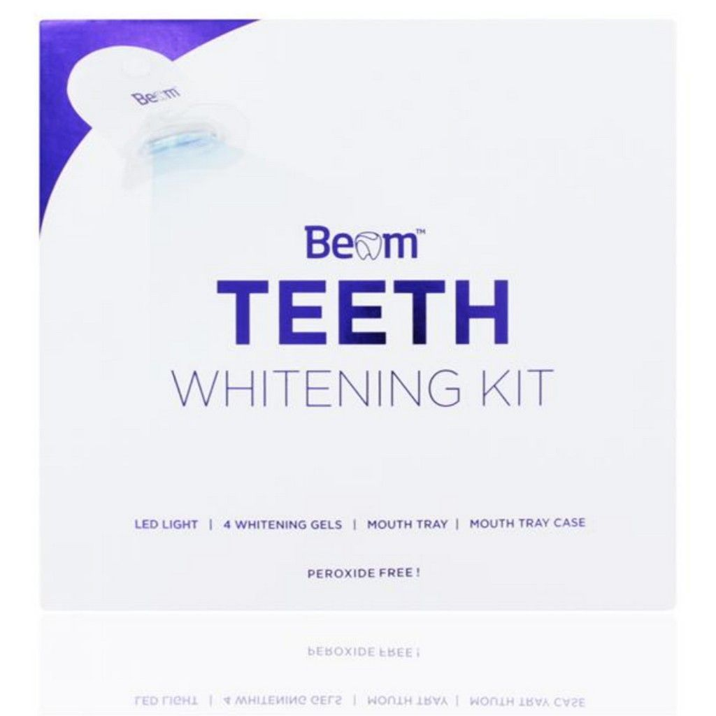 Beam Teeth Whitening Kit