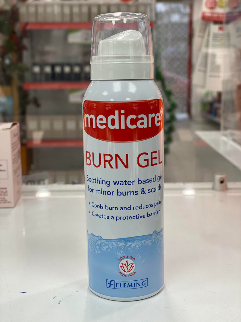 Medicare Burn Gel Spray (100ml)