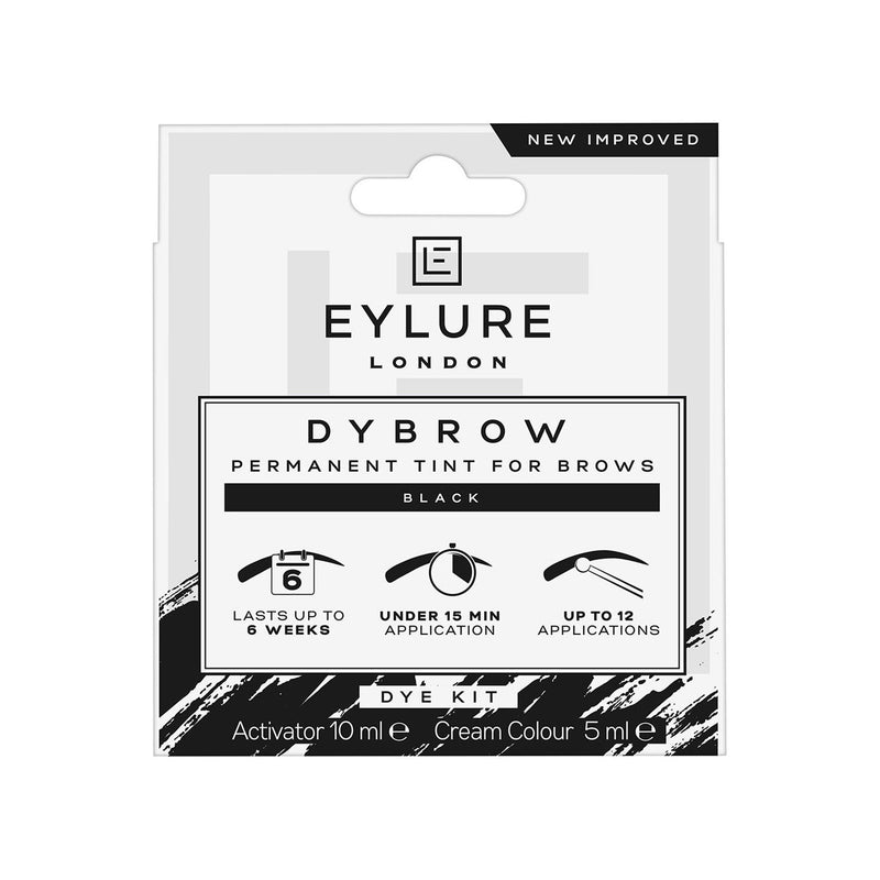 Dybrow - Permanent Tint for Brows (Black)