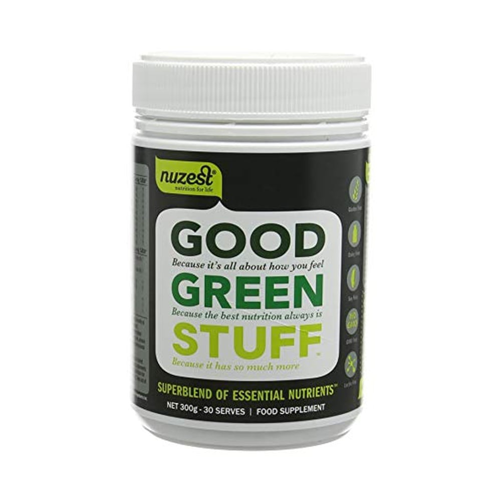 Nuzest Good Green Stuff - 600G
