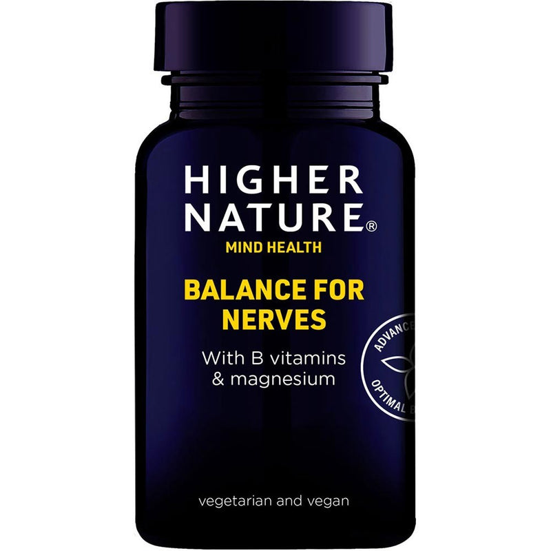 Higher Nature - Mind Health Balance for Nerves