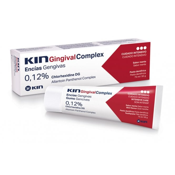 kin gingival complex toothpaste