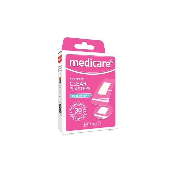 Medicare Assorted Clear Plasters
