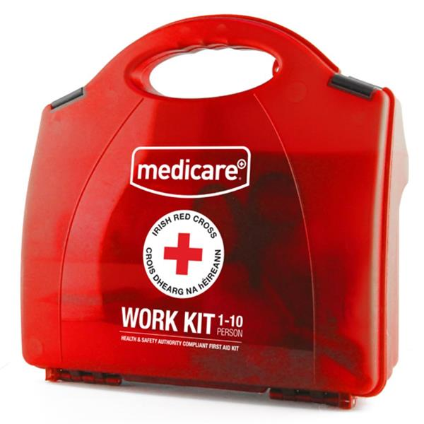 Medicare first aid kit 1-10 persons