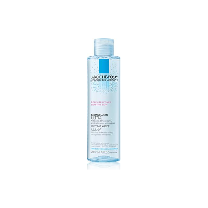 La Roche Posay Micellar Water Ultra Reactive Skin 200ml