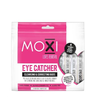moxi 'eye catcher' cleansing and correcting buds