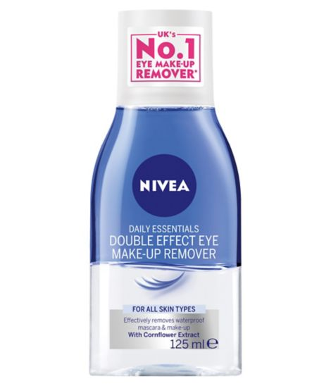 Nivea Daily Essentials Double Effect Eye Make up Remover