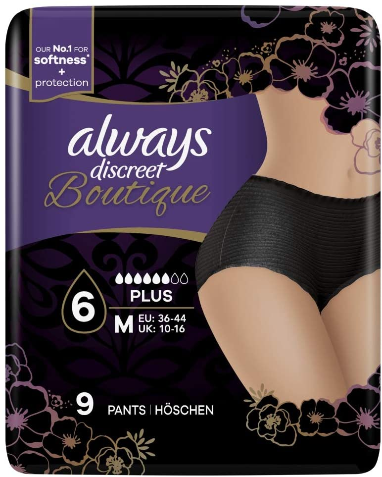 Always Discreet Boutique (Medium Pants)