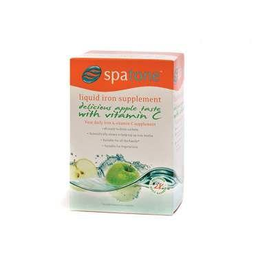 Spatone Apple Liquid Iron Supplement 28 Sachets
