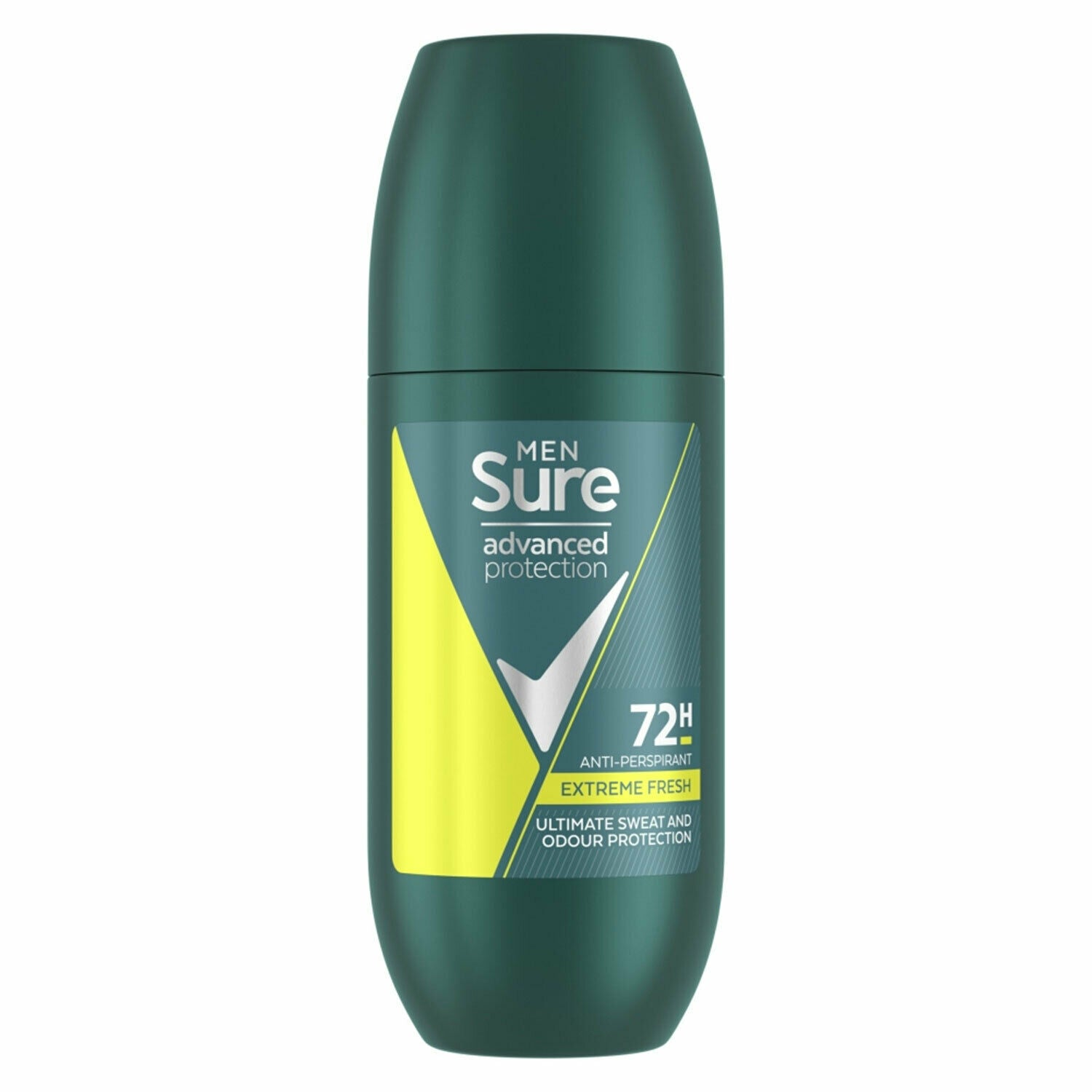 Sure for Men - Advanced Protection Roll on Antiperspirant Extreme Fresh