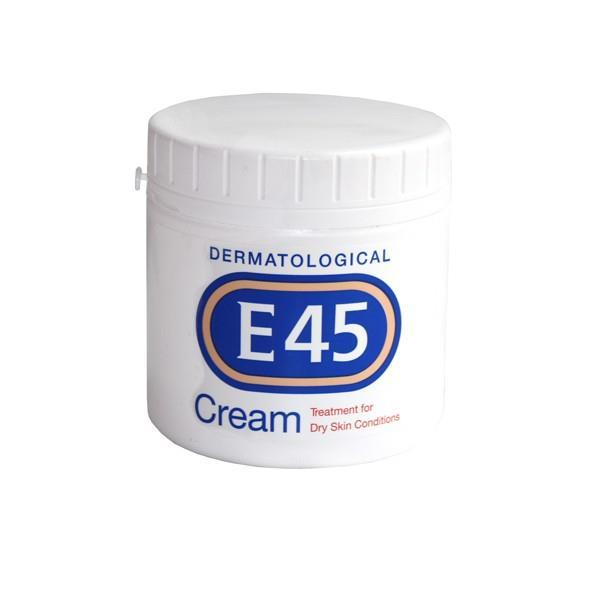 E45 Dermatological Cream For Dry Skin (Tub 125g)
