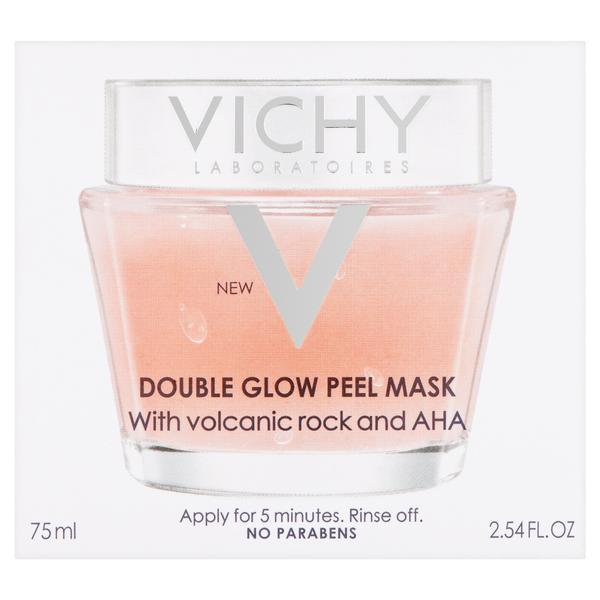 Vichy Double Glow Peel Mask 75ml