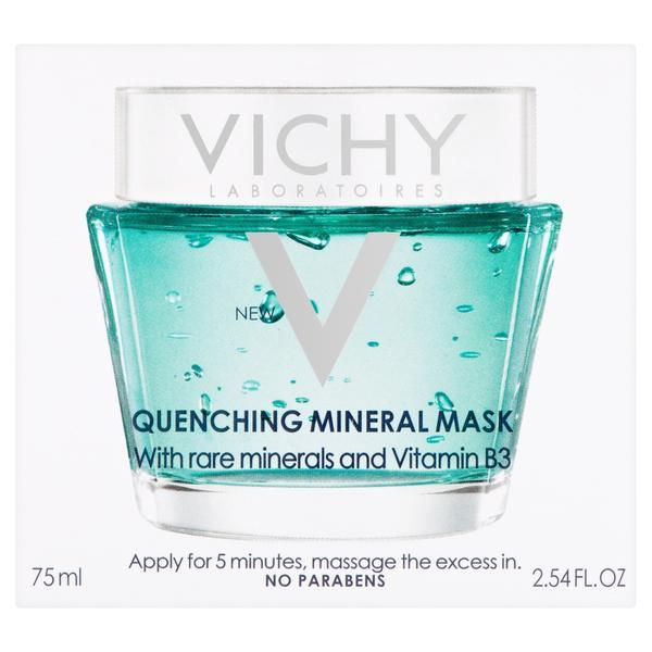 Vichy Quenching Mineral Mask 75ml