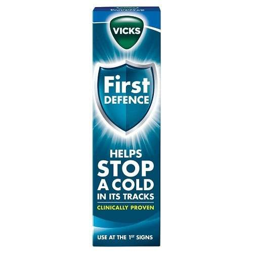Vicks First Defense Gel Nasal Spray