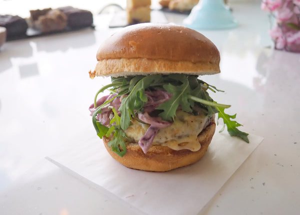 Moving Mountains VEGAN burger (fridays only)