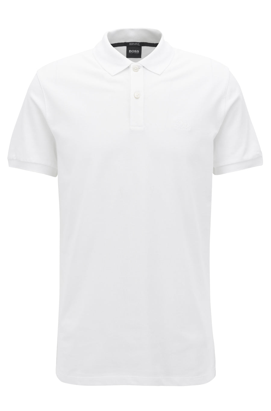 White Pallas Polo- Hugo Boss