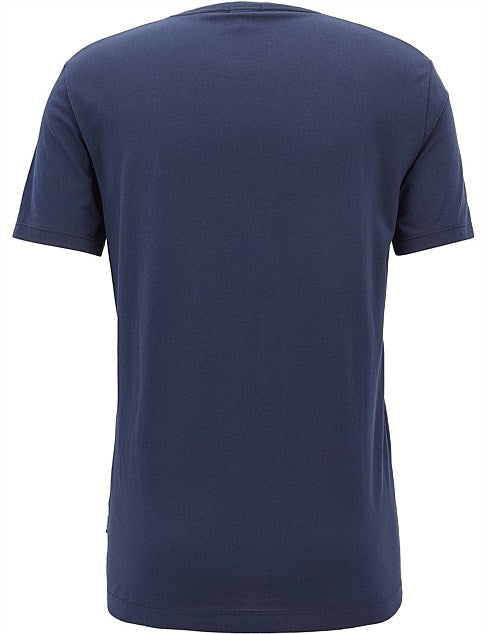 HUGO BOSS REGULAR-FIT T-SHIRT IN SOFT COTTON Tiburt