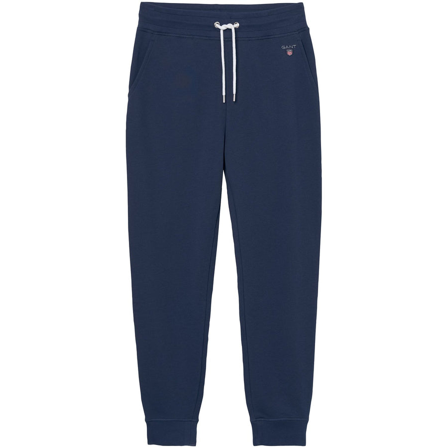 Gant Men Original Sweat Pants in Evening Blue