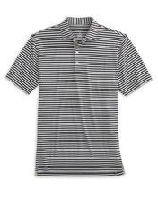 Load image into Gallery viewer, Johnnie-O Smith Striped PREP-FORMANCE Jersey Polo