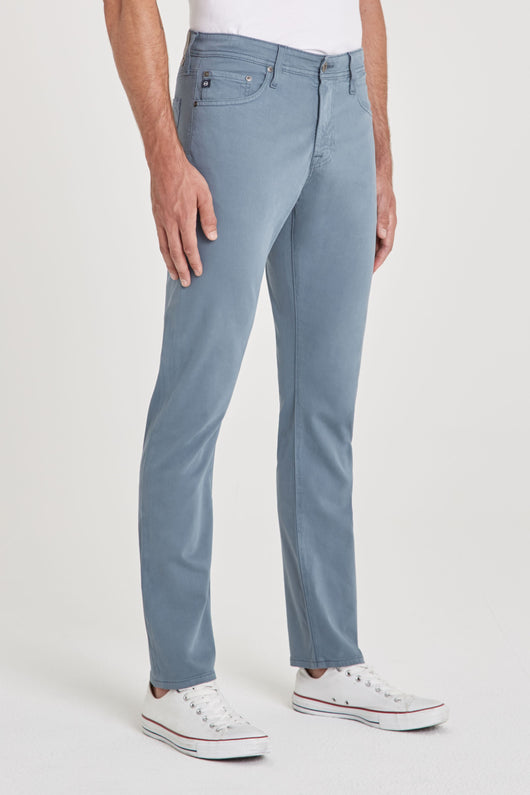 AG Everette Sueded Slim Straight Jean