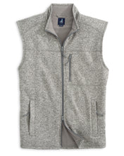Load image into Gallery viewer, Johnnie O Wes Zip Front Fleece Vest