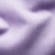 Load image into Gallery viewer, Eton Purple Micro Braid Shirt