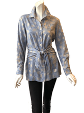 Load image into Gallery viewer, Finley Gold Leaf Ellis Tunic