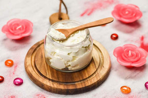 Whipped Shea Body Butter