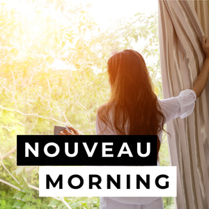 Nouveau Morning Candle