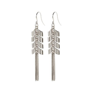PILGRIM SILVER KARLA EARRINGS