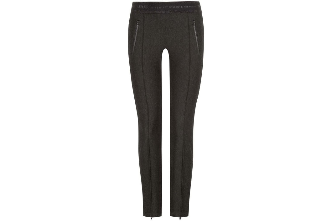 Cambio Ranee Pant In Anthracite