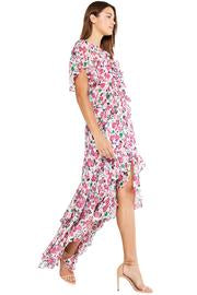 Misa Los Angeles Katarina dress Peony Ditsy Floral.