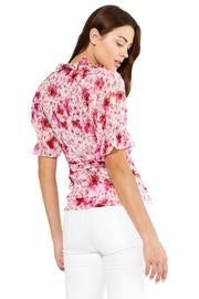 Misa Los Angeles Sybil Top in gardenia