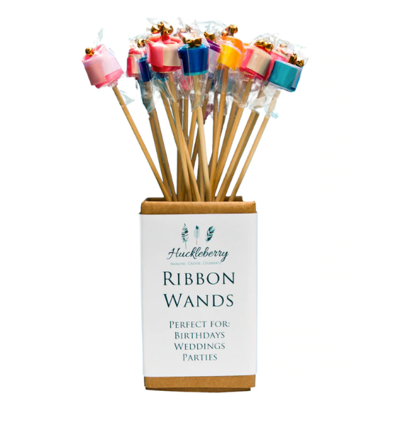 Huckleberry - Ribbon Wands