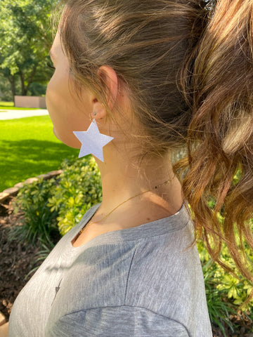 In the Star Earrings