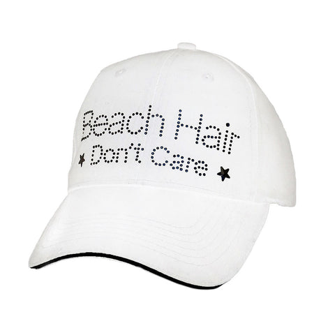 Beach Hair Don't Care Cap
