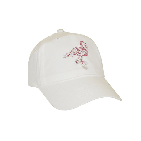 Crystallized Flamingo Cap