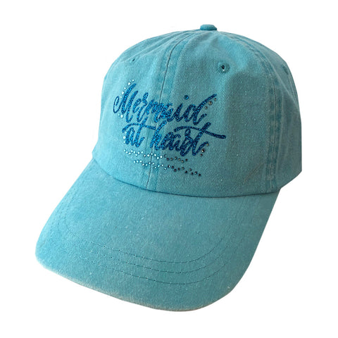 Mermaid at Heart Cap