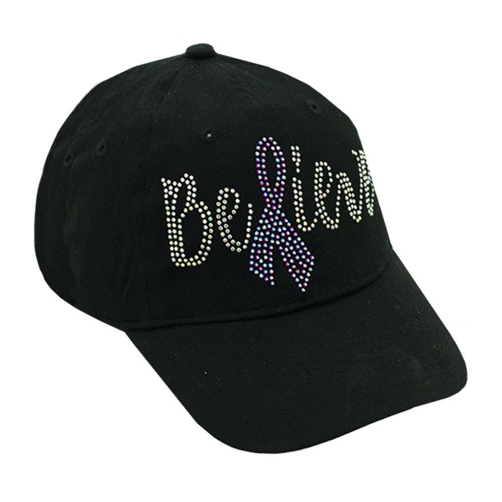 Believe Cancer Awareness Cap