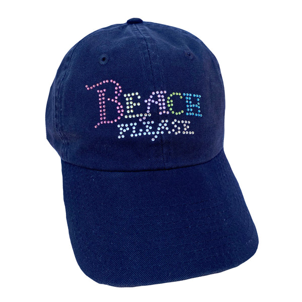 Beach Please Cap