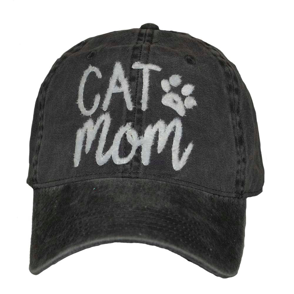 Cat Mom Cap