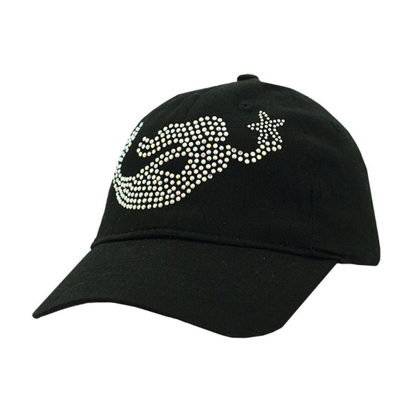 Crystallized Mermaid Cap