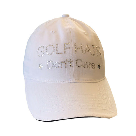 Golf Hair Don't Care Cap